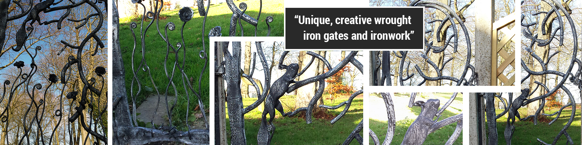 Wrought Iron Blacksmith Surrey
