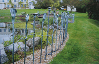 Woking Wrought Iron Fencing