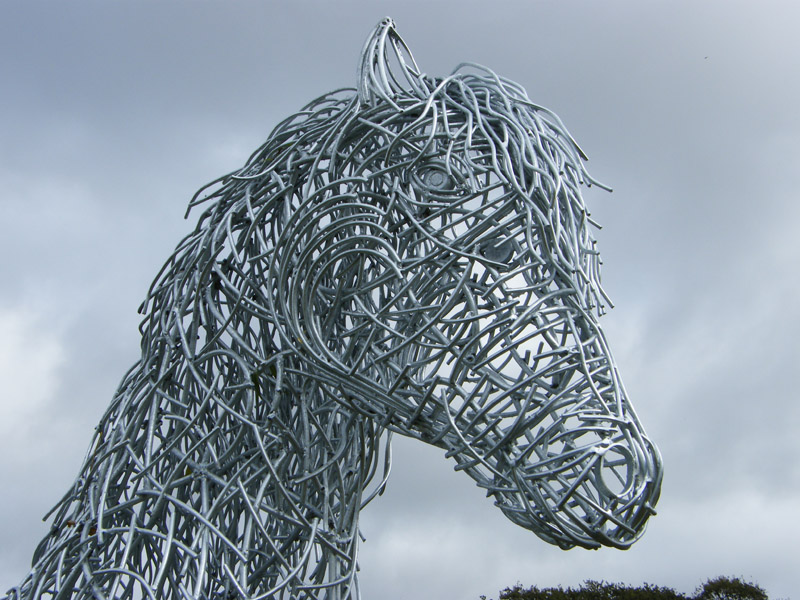 Wrought Iron Sculptures Surrey